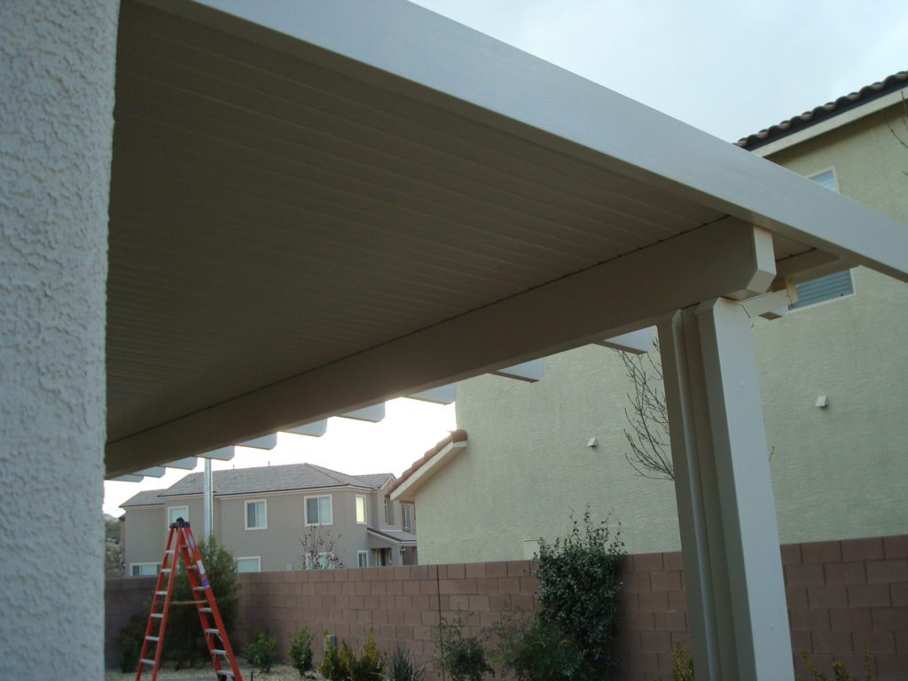 Patio Cover by Custom Outdoor Living of Southern Nevada