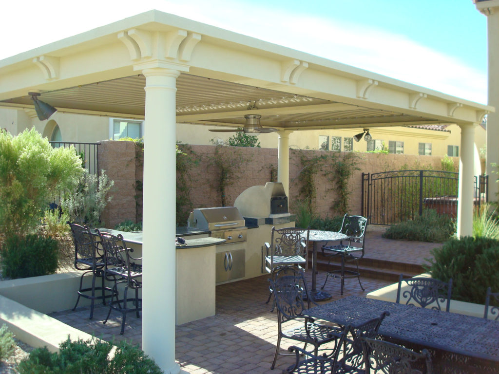 Patio Cover Design and Construction by Custom Outdoor Living