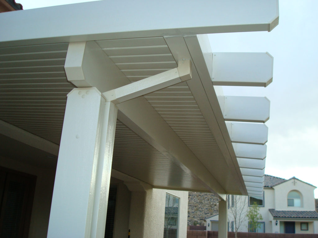 Patio Cover by Custom Outdoor Living of Las Vegas, Nevada